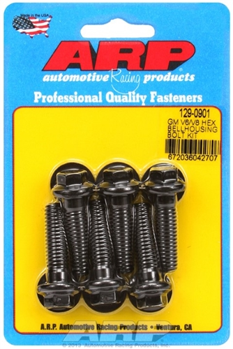 Gunnar Aaskov Motorsport - GM V6/V8 hex bellhousing bolt kit